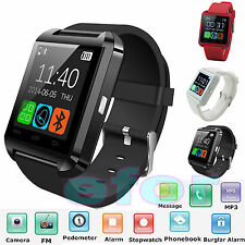 U8 Bluetooth Smart Watch Phone Mate Music For IOS Android Samsung iPhone HTC LG