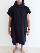 HOODED poncho BEACH TOWEL adult or youth SURFING surfers accessory nipper - NEW