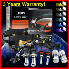 55W HID Xenon HID Headlight Bulbs Ballasts H1 H3 H7 H8 H9 H4 9005 9006 9004 9007