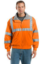 Port Authority Enhanced Visibility Challenger Jacket with Reflective Taping.