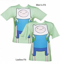 Official Unisex Green Adventure Time T-Shirt from Mr Gugu & Miss Go