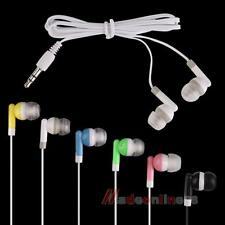 Universal 3.5MM Jack Stereo In-ear Earphone Headphone for iPhone Samsung Tablet