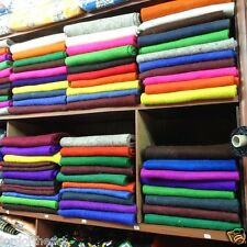 Natural 100% organic felt for craft projects vegetable dyed size 60''X24''
