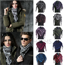 Arab Shemagh Keffiyeh Palestine Scarf Shawl Kafiya Fashion Neck Cover Head Wrap