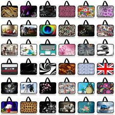 """Case Sleeve Handle Bag Carry Cover Pouch For Fuhu Nabi 2 NV7A 7"""" inch Tablet PC"""
