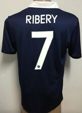 NEW!!! WORLD CUP 2014 ORIGINAL FRANCE HOME SOCCER JERSEY RIBERY #7