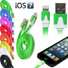 8 Pin USB Cable Sync Charger Data Cord for iPhone 5 5C 5S IOS 7 CERTIFIED
