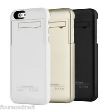 """4800mAh External Battery Back-Up Power Bank Charger Case For 5.5"""" iPhone 6 Plus"""