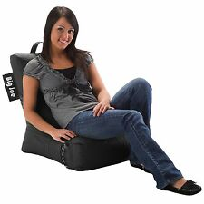 Big Joe Video Bean Bag Lounger L shaped game chair gaming TV dorm kids color NEW