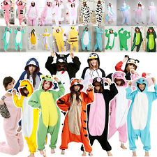 Fancy Adult Unisex Animal Onesie Kigurumi Cosplay Pajamas Costume Pyjamas