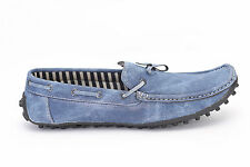 Men's Stylish Loafer shoes by Quarks - Blue Color Q1019
