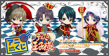 The New Prince of Tennis Ani-Kuji Shin Tennis no OujiSama Kuji Goods Set