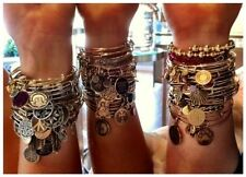 Alex and Ani Expandable Charm Bracelet You Choose Your Style Free Ship