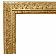 Antique Gold Frame No.A1 Photo / Poster / Diploma / Wedding / Family Portrait