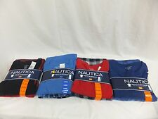 *NWT* Men's Nautica 2-Piece Sleepwear Short Sleeve/Flannel Pant *Free Shipping*