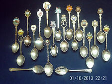 TEA SPOONS   ROYAL, TOWN & RESORT CRESTS -- click on the site to chose and order