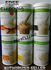 HERBALIFE FORMULA 1 HEALTHY MEAL SHAKE (750G)- CHOOSE FLAVOR - FREE SHIPPING!!!!