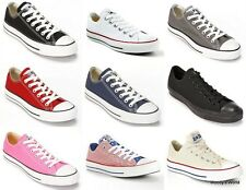 Converse All Star Sneakers for Unisex Chuck Taylor Canvas low top NEW Shoes