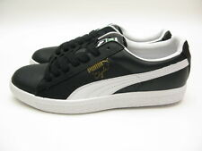 PUMA CLYDE LEATHER FS BLACK/WHITE