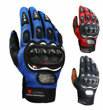 Motorcycle Waterproof Windproof Winter keep Warm Protector Leather Gloves L XL