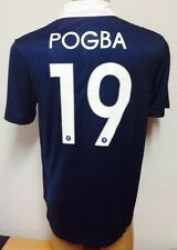 NEW!!! WORLD CUP 2014 ORIGINAL FRANCE HOME SOCCER JERSEY POGBA #19