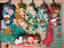 Daiya no Ace Ace of Diamond Wachatto! Rubber Strap Collection -Ikkai Omote-