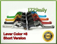 CNC Short Version Brake Clutch Levers for Honda CBR 600RR 1000RR 1 pair