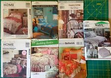 Bedding, Duvet Covers More Sewing Patterns Style options Sold Individually Uncut