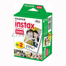 Fujifilm Instax White Film for Fuji Mini 90 8 7s 25 50s 300 Camera Film SP-1