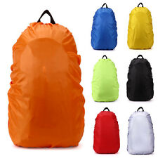 35L Waterproof Travel Out Hiking Backpack Camping Dust Rain Cover Rucksack Bags