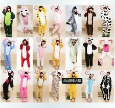 NEW Kigurumi Pajamas Anime Cosplay Costume unisex Adult Onesie Sleepwear Robe