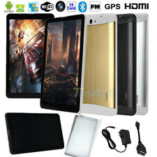 Unlocked 3G Phablet 7'' Tablet Android 4.4.2 8GB Bluetooth Dual SIM Smart Phone