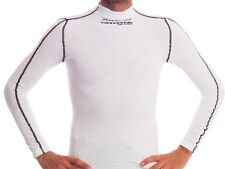 Outwet WP3 Cannondale Pro Lupetto Intimo Maniche Lunghe, Bianco