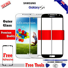 Gorilla Outer Front Glass Screen Replacement Frame for Samsung Galaxy S4 IV