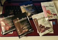 Shakeology Packets Chocolate (Reg & Vegan), Vanilla, Strawberry (Reg & Vegan)