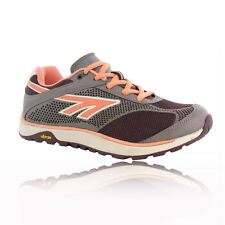 Hi-Tec Womens V-Lite Nazka Grey Outdoor Trail Running Trainers Sneakers Shoes