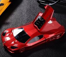 Cool 3D Race Sports Car Stand Hard Back Cover Case Skin for Apple iPhone 6 5 5S