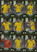 2014 Panini Prizm World Cup Individual Player Cards [001-060] - YOU CHOOSE