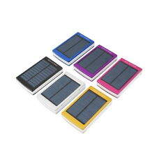 Dual USB 50000mAh Solar Power Bank Battery Charger For Mobile Phone PDA MP3 OY