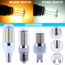 E27 E14 G9 27 48 69 SMD 5050 LED Light Corn Lamp Bulbs Spot Lighting  Bombillas