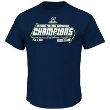 Seattle Seahawks 2014 NFC Conference  Champions XLIX Supremacy V  T-Shirt