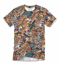 James Franco The Interview movie Kenzo Sublimation Print Flying Tigers Tshirt