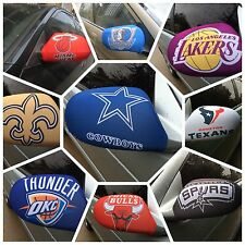BRAND NEW TOP QUALITY NBA NFL CAR MIRROR COVER-FAST SHIPPING-US SELLER