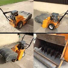 Sisis Auto-Rotorake Scarifier FOR HIRE North Herts/South Cambs