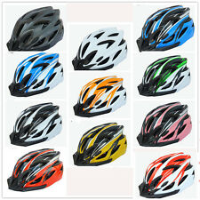 Bike Bicycle MTB Road Cycling Adult Outdoor Helmet PC EPS fit 57-62cm With Visor