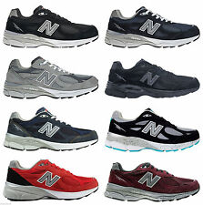Men's NEW BALANCE M990 V3 Running Sneaker - All Widths and Colors - Made in USA