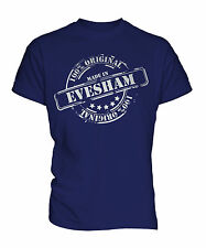 MADE IN EVESHAM MENS T-SHIRT TOP TEE TSHIRT FUNNY BRAND NEW