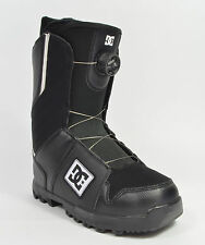 DC Shoes SCOUT BOA Snowboard Boots Black/White - Mens 9 9.5 13 NEW IN BOX