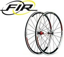Roues FIR R7 SHIMANO CAMPAGNOLO velo route course vélo NEUF pair wheel bicycle