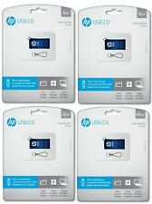 HP 8GB 16GB 32GB 64GB v165w USB 2.0 Flash Drive Thumb Memory Stick Wholesale Lot